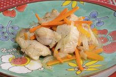Escabeche de pavo http://www.canalcocina.es/receta/escabeche-de-pavo-1