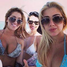Claudia Sampedro and Friends