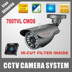 "Find More CCTV Cameras Information about SunChan  1/4""CMOS 3.6mm Fixed Lens 700TVL  Waterproof  Outdoor/indoor Surveillance Camera with IR Cut    E 850M4,High Quality camera 10x,China camera mms Suppliers, Cheap camera digital canon 5d from Sunchan Development(Shenzhen)Co.,Ltd on Aliexpress.com"