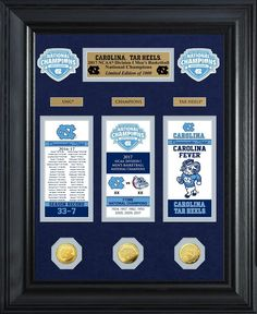 Hot new product: North Carolina Ta... Buy it now! http://www.757sc.com/products/north-carolina-tarheels-2017-ncaa-mens-basketball-national-champions-deluxe-gold-coin-ticket-collection?utm_campaign=social_autopilot&utm_source=pin&utm_medium=pin