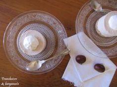 Cheesecakes aux marrons sans cuisson