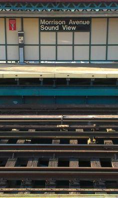 Soundview Train Station, Bronx, New York