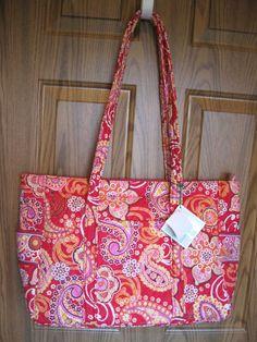 rasberry fizz, my old favorite retired vera bradley pattern