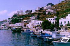 Pandeli, Leros, Greece