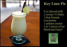 Key Lime Pie Vi Shake