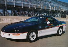 1993 Camaro Z28 Indy500 Pace Car... I fell in love with this car that year, at the Speedway.
