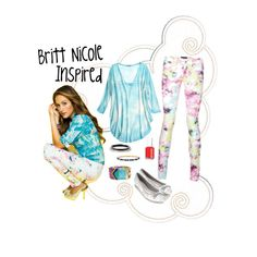 Britt Nicole Inspired Outfit on ForeverFaith