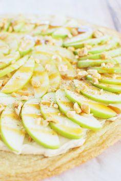 Taffy Apple Pizza wi