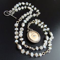I have been collecting antique silver lockets and mourning lockets for quite some time for their unique beauty and charming history.  Beca...