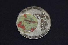Christopher Kolumbus Geocoin Antik Silber RE | eBay