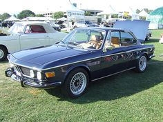 BMW 3.0 CS - 1972