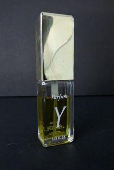 Vintage perfume - y perfume - yves saint laurent - Vintage Perfume Bottles