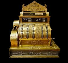 National Cash Register, Model # 91, Circa 1898 : Lot 0003