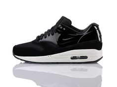 Nike Air Max 1 WMNS VT QS - Black Patent | Sole Collector