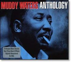 Muddy Waters - Anthology [Remastered] for sale online Muddy Waters, Newport, Blues, Movie Posters, Fictional Characters, Weird, Sign, Products, Musik