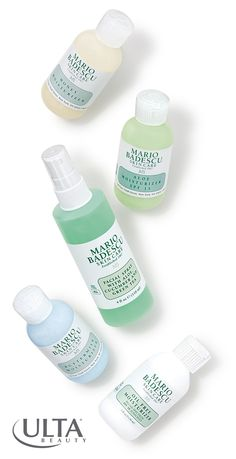Hydrated skin is happy skin. We love Mario Badescu moisturizers: creams, gels, sprays and more with soothing and transforming ingredients like aloe, honey, buttermilk or rosewater to suit your skin type--some containing alpha hydroxy acids to gently exfoliate for an extra glow.
