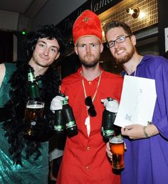 PHOTOS: TedFest hits London - Teds, Dougals and hairy baby makers paid tribute to Father Ted The Irish Post - www.irishpost.co.uk