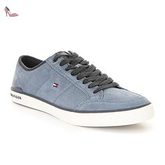 Tommy Hilfiger - H2285ARRINGTON 2B - FM56821584982 - Couleur: Bleu - Pointure: 45.0 - Chaussures tommy hilfiger (*Partner-Link)