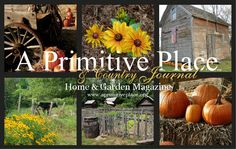 New magazine to be released Fall 2011 for those who love the country and simple life...