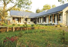 African farmhouse | Featured Homes | SA Home Owner South African Homes, African House, Farmhouse Plans, Farmhouse Design, Spook Houses, Farmhouse Architecture, House Plans And More, Country House Plans, Home Design Plans