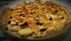 Sugar free apple pie. Simple dessert for a great family. | SunCakeMom