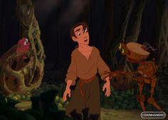 Vamos falar sobre os esquecidos da Disney?