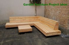 customized wooden furniture Order your lounge sofa now with 10 discount for deli… - Appearanceworksheet Wooden Garden Furniture, Custom Wood Furniture, Outdoor Garden Furniture, Furniture Projects, Furniture Decor, Outdoor Decor, Antique Furniture, Furniture Design, Furniture Storage
