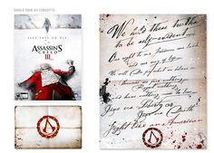 Image result for assassin's creed invitation