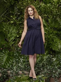 The Curvy Fashionista | First Look: Lela Rose for Lane Bryant