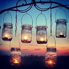 Velero de frasco de vidrio