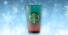 The Starbucks cup you need for your Christmas drinks Christmas Cup, Christmas Drinks, Starbucks Store, Starbucks Cup, Hot Coffee, Coffee Cups, Reusable Cup, Food Trends, New Skin