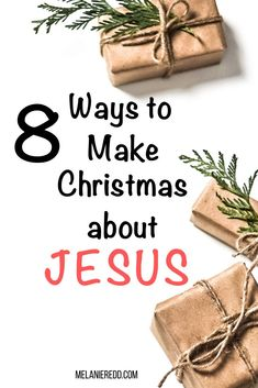 """8 Ways to Make Christmas About Jesus - Ministry of Hope with Melanie Redd - Blessings Group - """"Jesus is the reason for the season."""" We hear that phrase everywhere, don't we? Here are 8 wa - Christmas Jesus, Blue Christmas, All Things Christmas, Christmas Holidays, Christmas Decorations, Christmas Ideas, Christian Christmas Crafts, Meaningful Christmas Gifts, Christmas Goodies"""