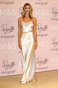 Rosie Huntington-Whiteley - Launches Her New Fragrance For M&S