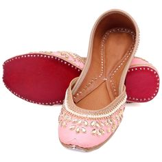 Buy pink shoes, pink shoes for women, leather shoes for women, casual shoes for women, flat shoes for women, party shoes, designer jutties, jutties