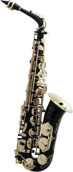 Selmer Black Alto Saxophone Model 52BL