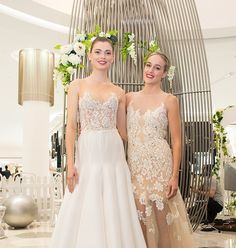 Perfect bridal inspiration at Westfield Garden City's latest event. Click on picture to see more photos.