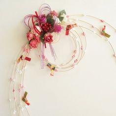 Neujahrs Arrangement (E) * Konservierte Blume New Years Decorations, Ikebana, Xmas, Christmas, Flower Arrangements, Diy And Crafts, Bouquet, Wreaths, Flowers