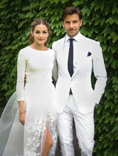 Olivia Palermo  Johannes Huebl Wedding Photos