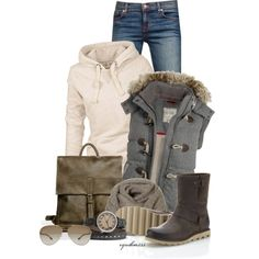 The Real Me by cynthia335 on Polyvore featuring Fat Face, J Brand, SOREL, Roots, TOKYObay and STELLA McCARTNEY