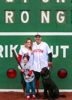 """Obnoxious Boston Fan shared Marc Fucarile's RE""""MARC""""ABLE Marathon Team 2015's photo.  No one personifies #BostonStrong more than Marc."""