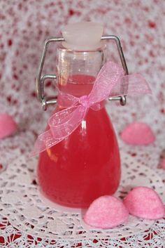 Sirop de Fraises Tagada Pink Qui Pik !! - Mes P'tits Biscuts Gourmands et Autres Délices