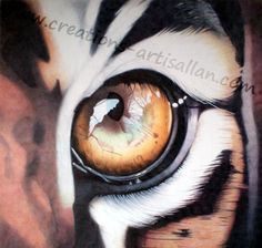l oeil du tigre by ArtisAllan.deviantart.com on @deviantART