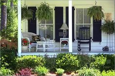 #ferns #porch
