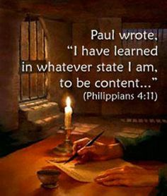 """CONTENT IN Yeshua/Jesua CHRIST Philippians 'I have learned in whatever state I am, to be content."""" My prayer is that this will be true for you in your Christian walk regardless of age or station in life. Your in my prayers Shalom Pastor Elisabeth Bible Verses Quotes, Bible Scriptures, Prayer Quotes, Prayer Ideas, Motivation Positive, Motivation Quotes, The Embrace, A Course In Miracles, Favorite Bible Verses"""
