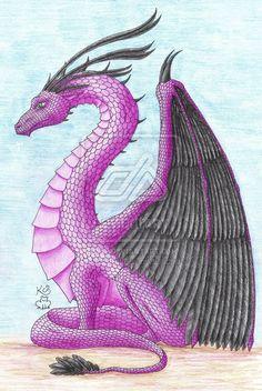 Dragon Form by Scellanis.deviantart.com on @deviantART