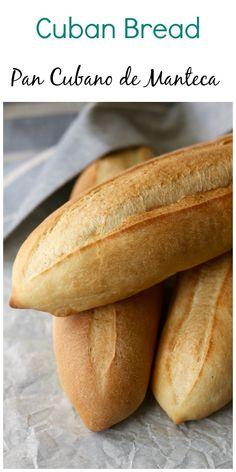 Personalized Graduation Gifts - Ideas To Pick Low Cost Graduation Offers Cuban Bread Pan Cubano De Manteca Filet Mignon Chorizo, Cuban Bread, Mexican Bread, Cuban Cuisine, Baking Stone, Comida Latina, Cuban Recipes, Le Diner, Latin Food