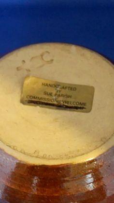 Sue Parrish - TCC mark TC mark and label