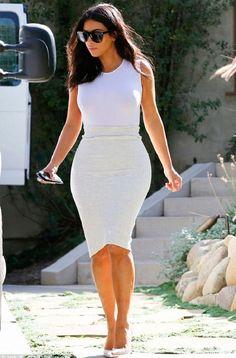 Fantasia de Kim Kardashian para o Carnaval