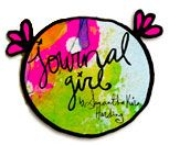 Journal Girl-blog re: journal art and mixed media