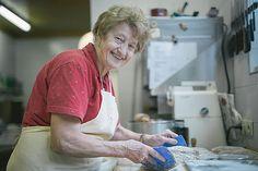 Die Lanner-Oma – Brot Produktion mit Sauerteig